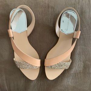 Zara Slingback Sandals